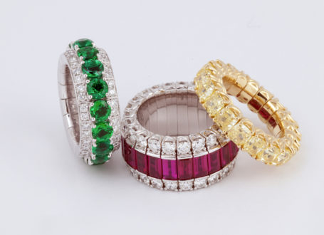Xpandable™ Rings by Picchiotti at Haydon & Company